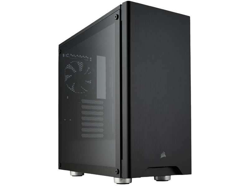 Corsair Carbide Series 275R CC-9011132-WW Black Steel / Plastic / Tempered Glass ATX Mid Tower Gaming Case