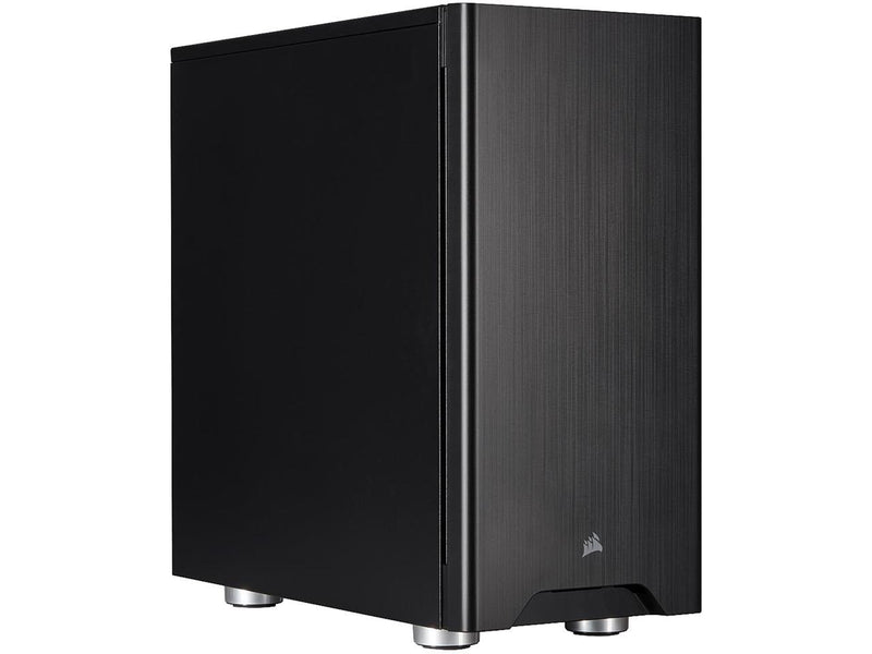 Corsair Carbide Series 275Q CC-9011164-WW Black Steel / Plastic ATX Mid Tower Quiet Gaming Case