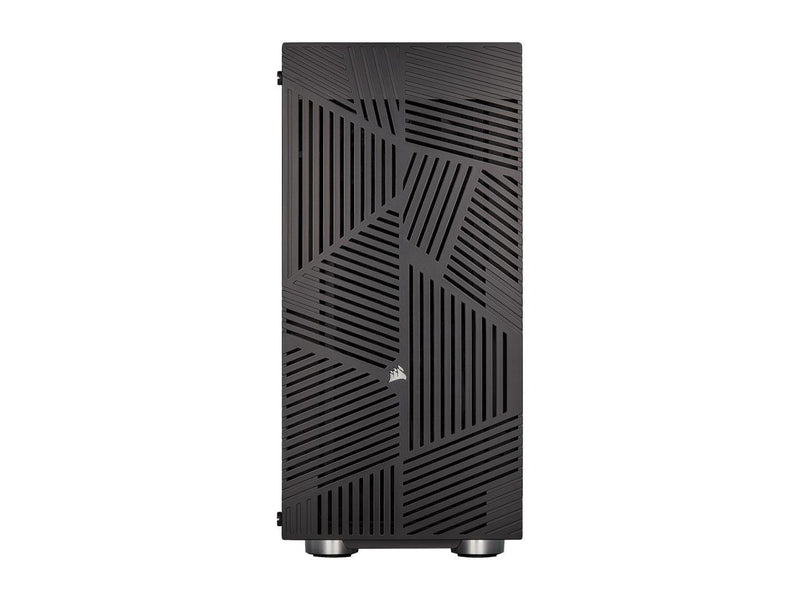 Corsair 275R Airflow CC-9011181-WW Black Steel / Plastic / Tempered Glass ATX Mid Tower Computer Case