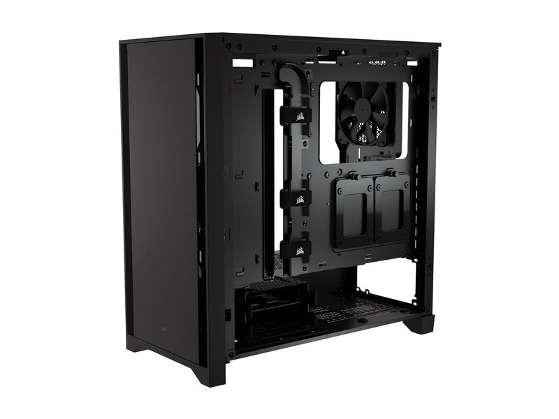 Corsair 4000D CC-9011198-WW Black Steel / Plastic / Tempered Glass ATX Mid Tower Computer Case