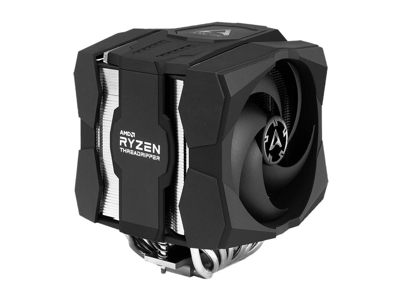 Arctic Freezer 50 TR Dual Tower CPU Cooler for AMD Ryzen Threadripper with A-RGB