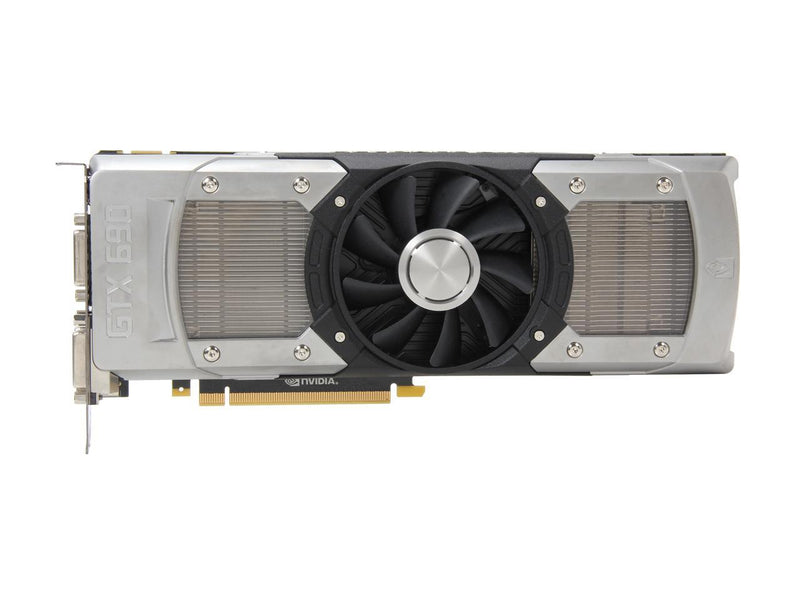 ASUS GeForce GTX 690 DirectX 11 GTX690-4GD5 4GB 512-Bit GDDR5 PCI Express 3.0 x16 HDCP Ready SLI Support Video Card