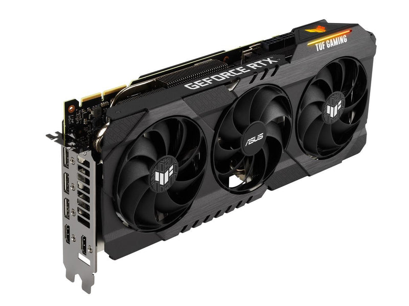 ASUS TUF Gaming GeForce RTX 3090 TUF-RTX3090-24G-GAMING Video Card