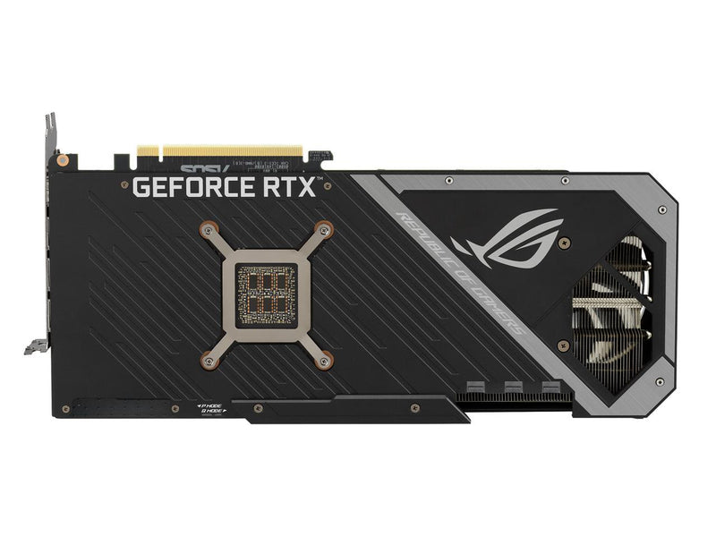 ASUS ROG Strix GeForce RTX 3080 DirectX 12 ROG-STRIX-RTX3080-O10G-GAMING 10GB 320-Bit GDDR6X PCI Express 4.0 x16 HDCP Ready Video Card