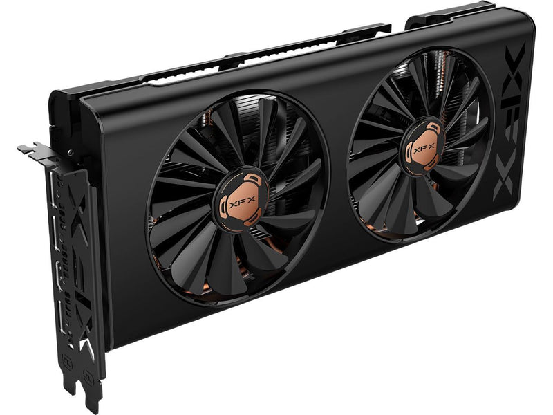 XFX THICC II Pro Radeon RX 5500 XT RX-55XT8DFD6 8GB 128-Bit GDDR6 PCI Express 4.0 x16 ATX Video Card