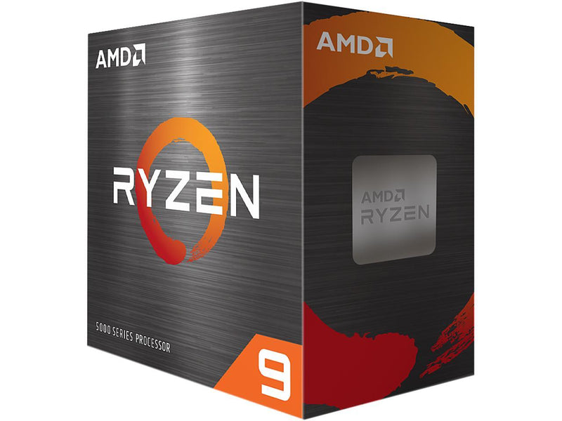 AMD Ryzen 9 5900X 12-Core 3.7 GHz Socket AM4 105W 100-100000061WOF Desktop Processor