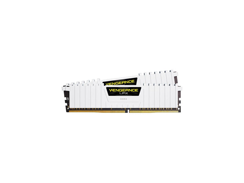 CORSAIR Vengeance LPX 16GB (2 x 8GB) 288-Pin DDR4 SDRAM DDR4 3000 (PC4 24000) Desktop Memory Model CMK16GX4M2B3000C15W