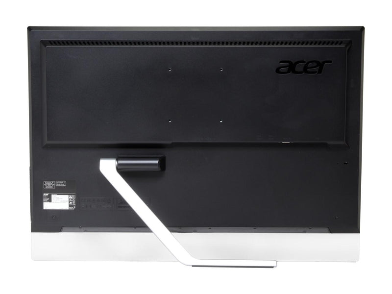 "Acer 27""  Touchscreen Capacitive Touch Widescreen Monitor 300 cd/m2 5000:1 Built-in Speakers T272HLbmjjz"