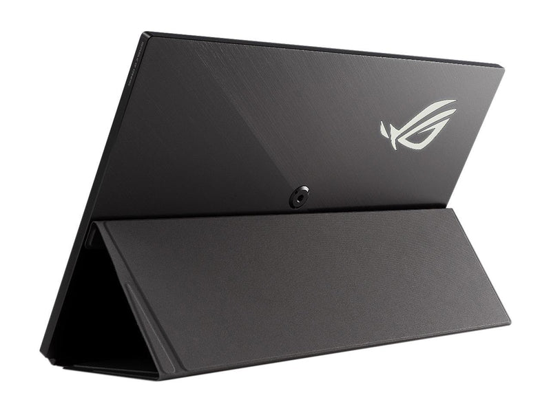 "ASUS ROG Strix XG17AHP 17.3"" Full HD 1920 x 1080 3 ms (GTG) 240 Hz (Max.) USB Type-C, Micro HDMI Built-in Speakers Portable IPS Gaming Monitor"