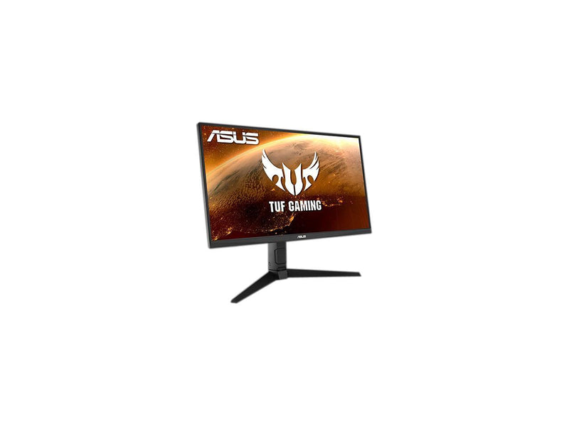 "ASUS TUF Gaming VG27AQL1A 27"" HDR Gaming Monitor, 1440P WQHD (2560 x 1440), 170Hz (Supports 144Hz), IPS, 1ms, G-SYNC Compatible, Extreme Low Motion Blur Sync, HDR400, 130% sRGB, Eye Care, 2 x HDMI, DisplayPort"