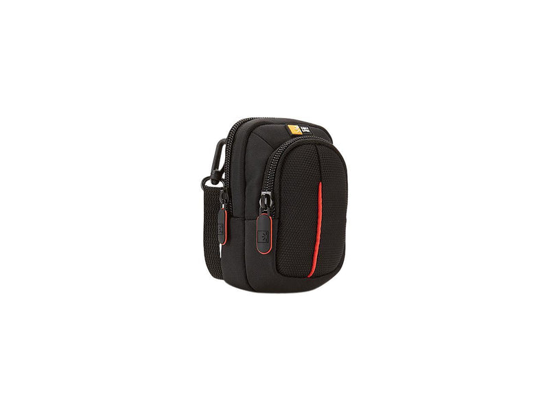 Case Logic DCB-302 Black Compact Camera Case with Storage