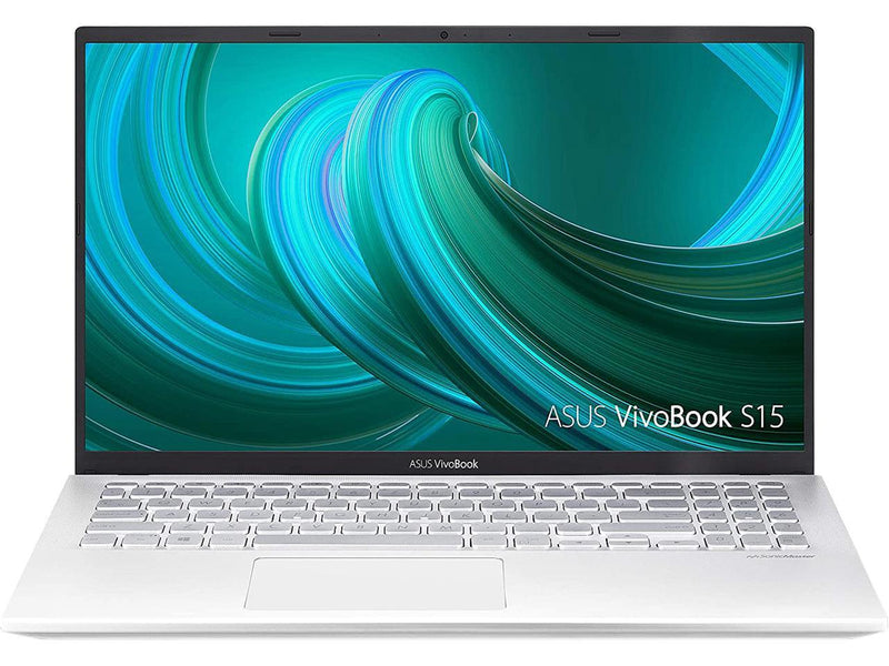"ASUS Laptop VivoBook S512 S512FA-DS71 Intel Core i7 10th Gen 10510U (1.80 GHz) 8 GB Memory 1 TB HDD 256 GB PCIe SSD Intel UHD Graphics 15.6"" Windows 10 Home 64-bit"