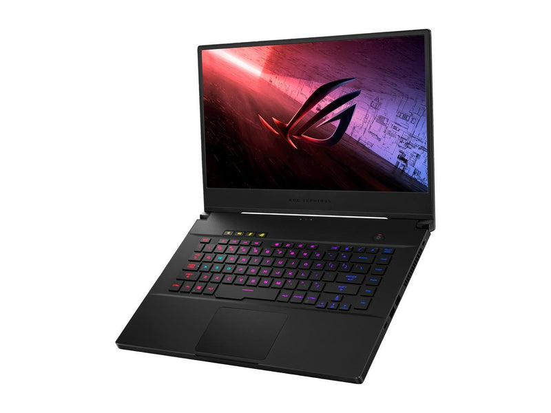 "ASUS ROG Zephyrus S15 (2020) Gaming Laptop, 15.6"" 300Hz IPS Type FHD, NVIDIA GeForce RTX 2080S, Intel Core i7-10875H, 32GB DDR4, 1TB RAID 0 SSD, Per-Key RGB, Thunderbolt 3, Windows 10, GX502LXS-XS79"