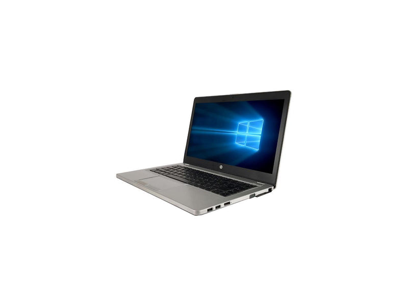 "HP Laptop EliteBook Folio 9480M Intel Core i5 4th Gen 4310U (2.00 GHz) 8 GB Memory 1 TB HDD Intel HD Graphics 4400 14.0"" Windows 10 Pro 64-bit"