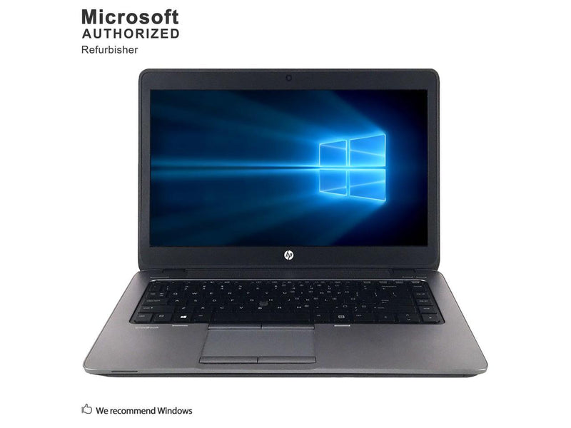 "HP Grade A Elitebook 840G2 14.0"" Laptop Intel Core i5 5th Gen 5300U (2.30 GHz) 16 GB DDR3L 500 GB WIFI Windows 10 Home 64 bits (Multi-language) 1 Year Warranty"