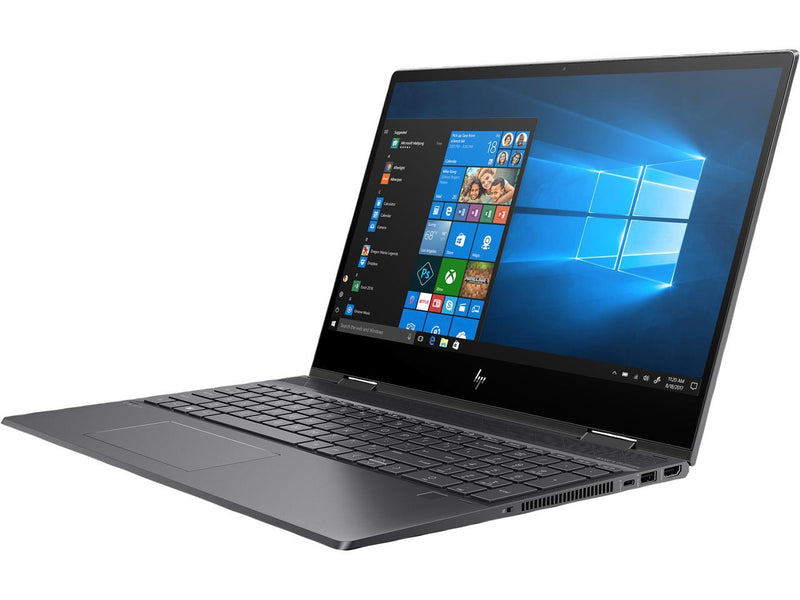 "HP ENVY x360 15-ds1077nr AMD Ryzen 5 4000 Series 4500U (2.30 GHz) 16 GB Memory 256 GB PCIe SSD AMD Radeon Graphics 15.6"" Touchscreen 1920 x 1080 Convertible 2-in-1 Laptop Windows 10 Home 64-bit"