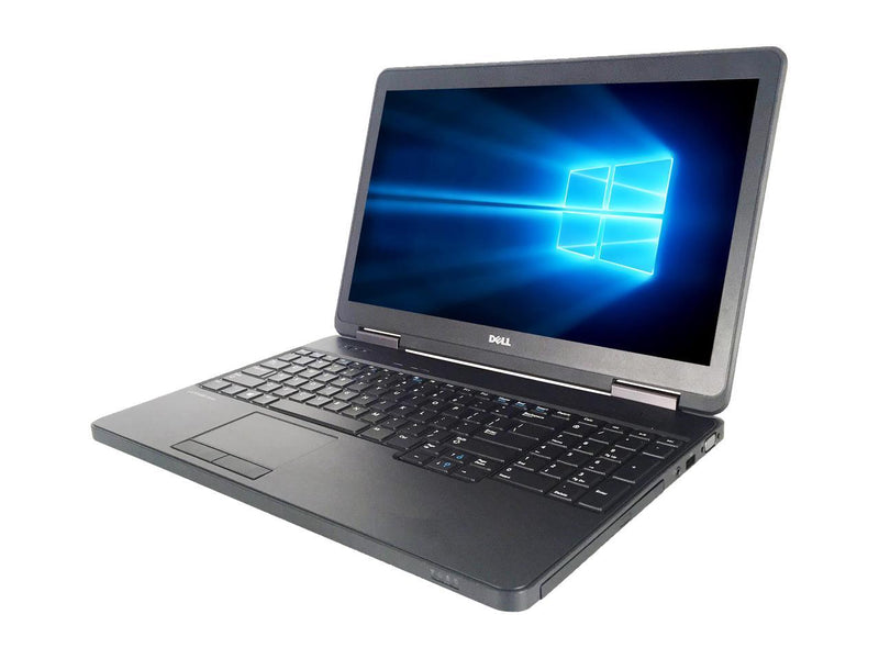 "Refurbished Dell Latitude E5540 15.6"" Intel Core i3-4010U 1.7GHz 4GB DDR3 320GB DVD Windows 10 Professional 64 Bits 1 Year Warranty"