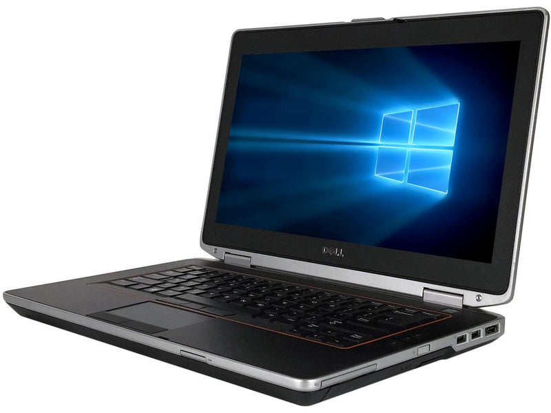 "Refurbished Dell Grade A Latitude E6420 14"" Laptop, Intel Core I7-2720QM 2.2 GHz, 8GB Memory, 1T SSD, DVD, WIFI, Windows 10 Home 64-bit (Multi-language), 1 Year Warranty"