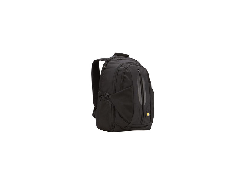 "Case Logic Black 17.3"" Laptop Backpack Model RBP-117"