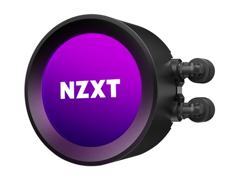NZXT Kraken Z Series Z73 360mm - RL-KRZ73-01 - AIO RGB CPU Liquid Cooler - Customizable LCD Display - Improved Pump - Powered by CAM V4 - RGB Connector - Aer P 120mm Radiator Fans (3 Included)