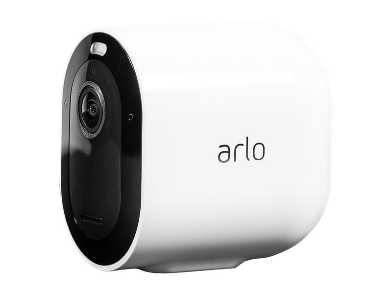 Arlo Pro 3 - Wire-Free Security Add-On Camera, 2K Resolution with HDR, 160° View, Indoor/Outdoor, Color Night Vision, Spotlight, 2-Way Audio, Rechargeable Battery, Requires an Arlo Smart hub or Base Station, Sold Separately (VMC4040P)