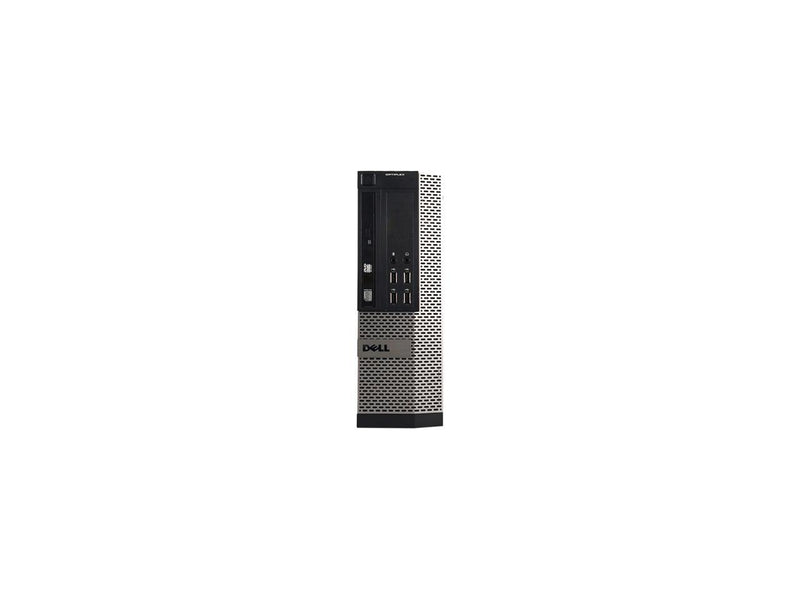 DELL Desktop Computer OptiPlex 790 Intel Core i5 2nd Gen 2400 (3.10 GHz) 8 GB DDR3 2 TB HDD Intel HD Graphics 2000 Windows 7 Professional 64-bit