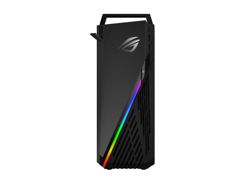 ASUS Gaming Desktop ROG Strix GA15DH-BS762 Ryzen 7 3rd Gen 3700X (3.60 GHz) 16 GB DDR4 512 GB SSD NVIDIA GeForce GTX 1660 Ti Windows 10 Home 64-bit