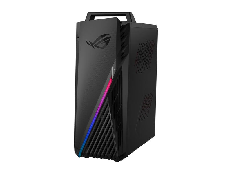 ASUS Gaming Desktop ROG Strix G15CK-BS772 Intel Core i7 10th Gen 10700KF (3.80 GHz) 16 GB DDR4 512 GB PCIe SSD NVIDIA GeForce RTX 2070 SUPER Windows 10 Home 64-bit