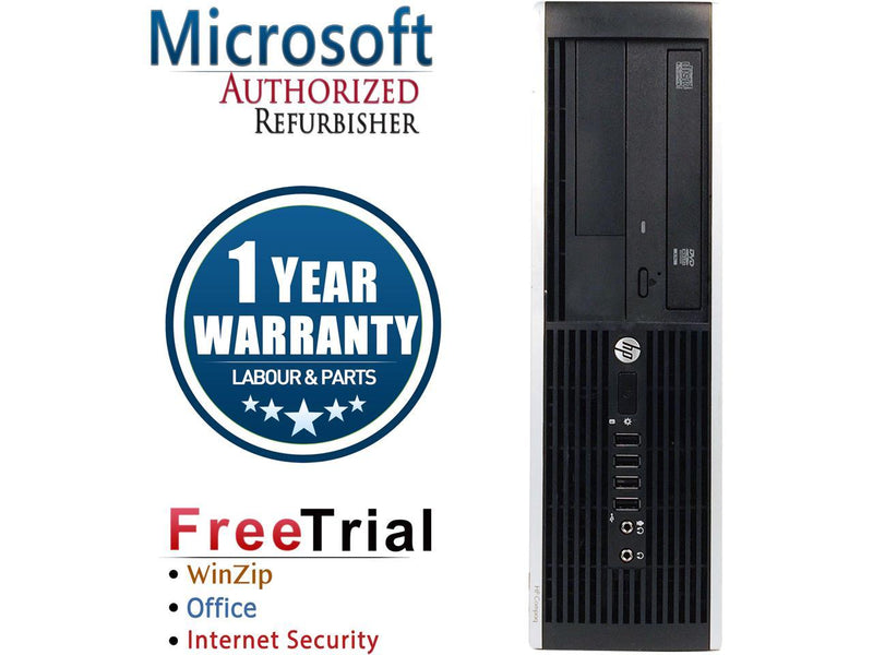 HP Desktop Computer Pro 6305 A4-Series APU A4-5300B (3.40 GHz) 8 GB DDR3 1 TB HDD Windows 7 Professional