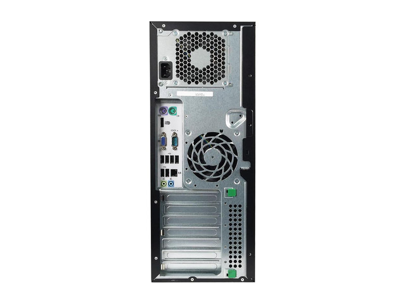 Refurbished HP Compaq 8100 Elite Tower Intel Core i5-650 3.2G / 8GB DDR3 / 320G / DVD / Windows 7 Professional 64 Bit/ 1 Year Warranty