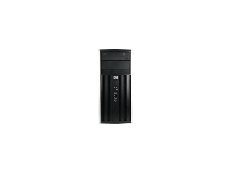 HP Desktop Computer Pro 6200 Intel Core i3 2nd Gen 2100 (3.10 GHz) 8 GB DDR3 320 GB HDD Intel HD Graphics 2000 Windows 10 Pro Multi-Language, English / Spanish