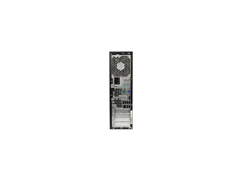 HP 6300 PRO SFF Intel Core i5 3470 3.20 GHz / 8 GB DDR3 / 120 GB SSD + 2 TB HDD / DVD / Windows 10 Pro 64-bit / 1 Year Warranty