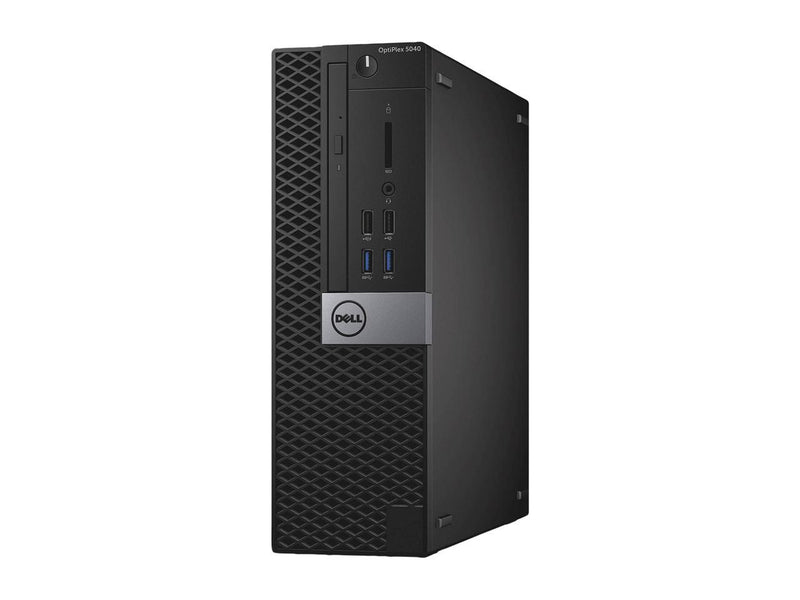 Dell Grade A OptiPlex 5040 SFF Intel Core i5 6500 (3.20 GHz) 16 GB RAM 1 TB SSD DVDRW WIFI BT Windows 10 Pro (Multi-language)