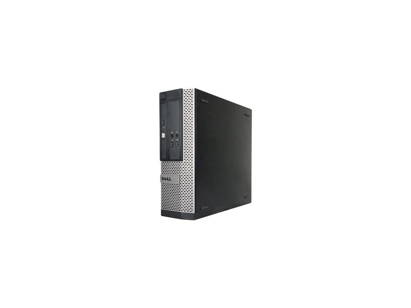 DELL Desktop Computer OptiPlex 3020 Intel Core i5 4th Gen 4590 (3.30 GHz) 16 GB DDR3 2 TB HDD Intel HD Graphics 4600 Windows 10 Home 64-bit Multi-language