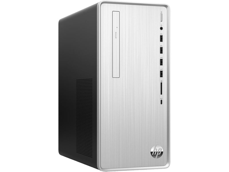 HP Desktop Computer Pavilion TP01-0050 Intel Core i5 9th Gen 9400 (2.90 GHz) 12 GB DDR4 1 TB HDD 256 GB SSD Intel UHD Graphics 630 Windows 10 Home 64-bit