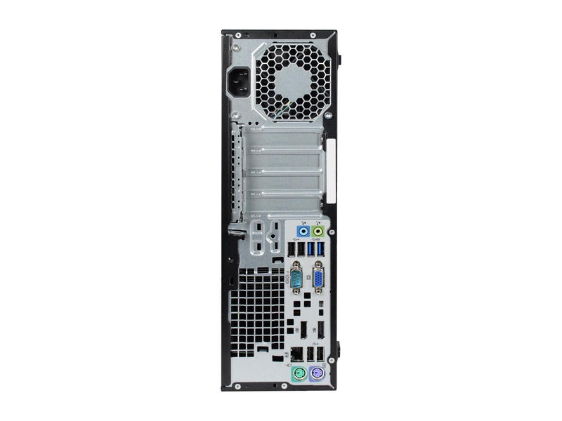 HP Grade A ProDesk 600 G2 SFF Intel Core i5 6500 (3.20 GHz) 16 GB RAM 1 TB SSD DVDRW WIFI BT Windows 10 Pro (Multi-language)