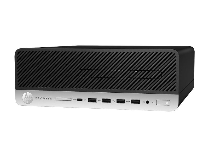 HP Grade A ProDesk 600 G3 SFF Intel Core i5 6500 (3.20 GHz) 12 GB RAM 1 TB SSD DVDRW WIFI BT Windows 10 Home (Multi-language)