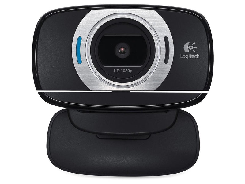 Logitech HD Portable 1080p Webcam C615 with Autofocus 960-000733