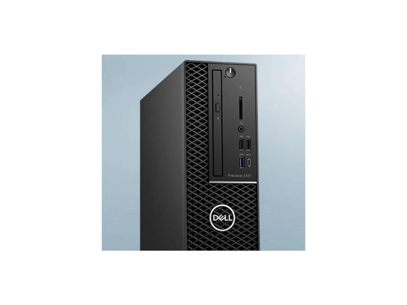 Dell Precision Tower 3431 SFF Desktop Computer i5-9600 8GB 1TB HDD W10P WX 2100