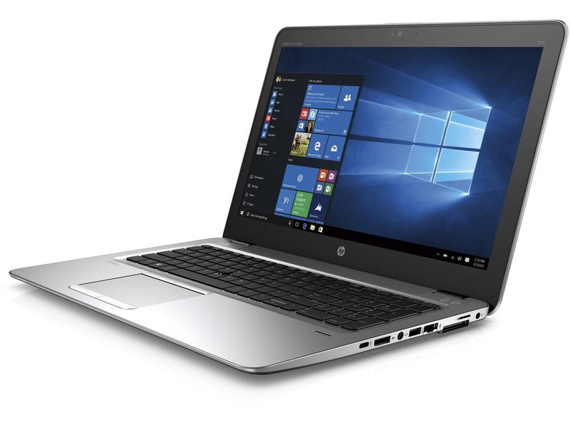 HP EliteBook 850 G3 15.6-in Laptop - Intel Core i5 6300U 6th Gen 2.40 GHz 8GB 256GB SSD Windows 10 Pro 64-Bit - Webcam, Touchscreen