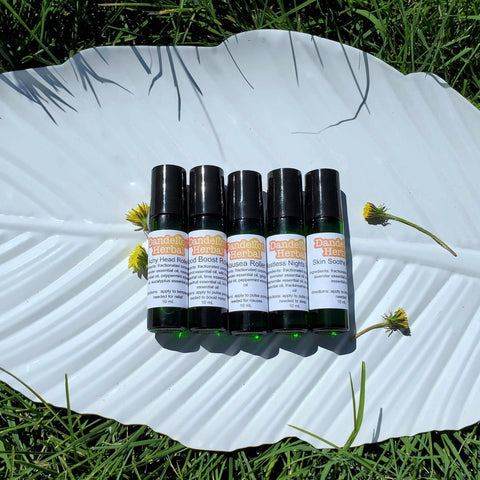 Dandelion Herbal - Oil Roller Blends