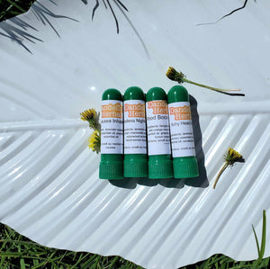 Dandelion Herbal - Aromatherapy Inhalers