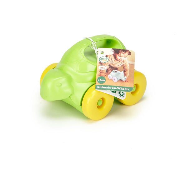 Green Toys - Animals on Wheels