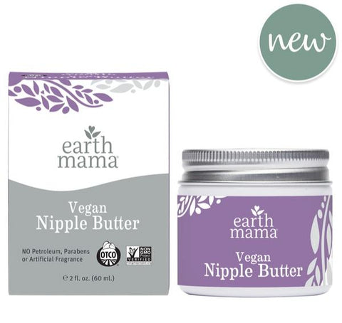 Earth Mama - Vegan Nipple Butter