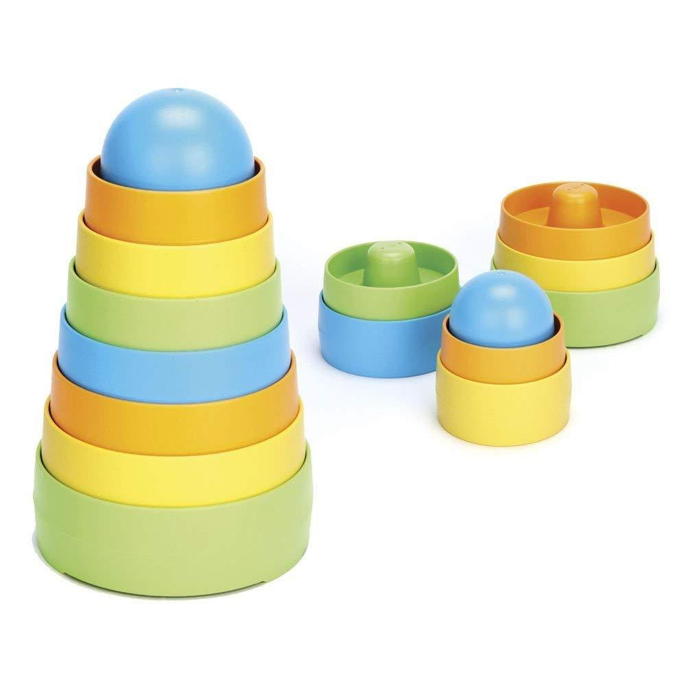 Green Toys - Green Toys My First Stacker, Colors May Vary