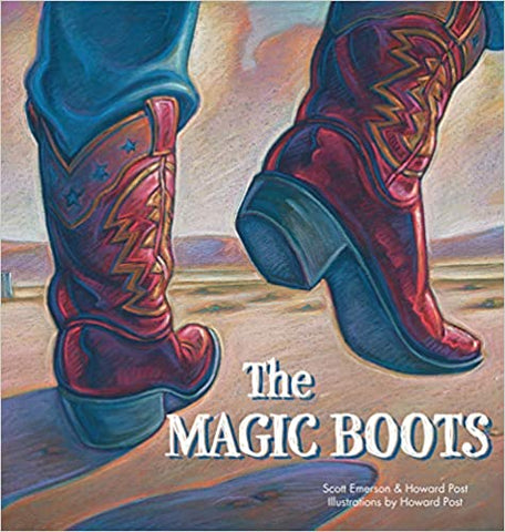 The Magic Boots by Scott Emerson
