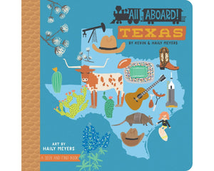 Babylit - All Board Texas!