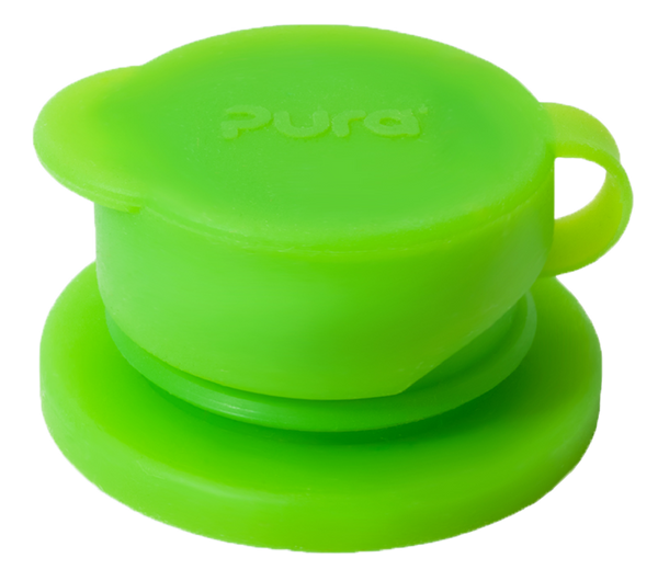 Pura - Green Big Mouth® Silicone Sport Top