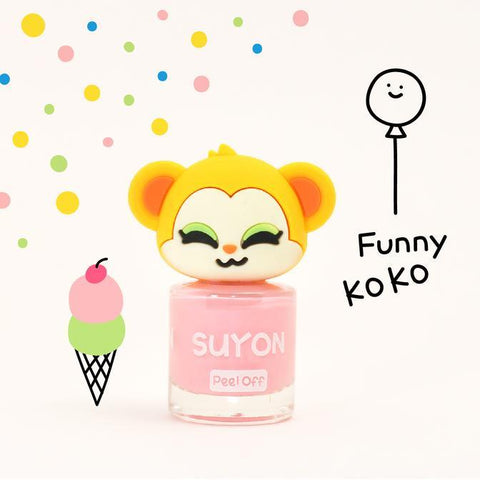 SUYON Collection - Funny KoKo Light Pink