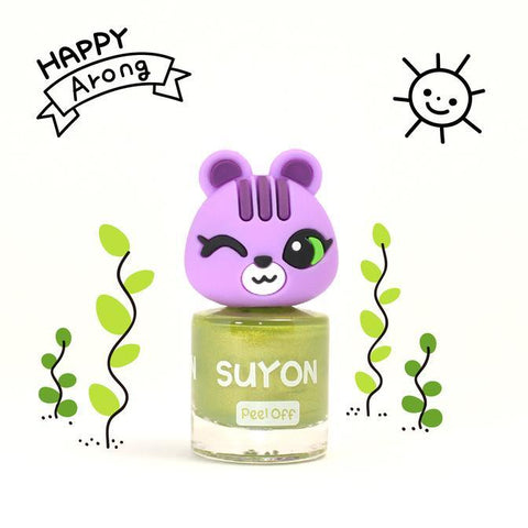 SUYON Collection - Happy Arong Green